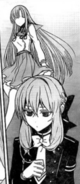 Mahiru concerned about Shinoa