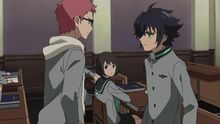 Episode 4 - Yu's second meeting with Kimizuki