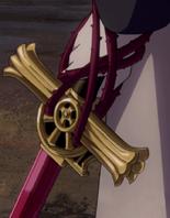 Mika's sword