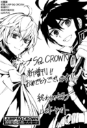 Yu and Mika SQ Crown