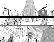 Mahiru losing herself to desire