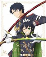 BD-DVD Season 1 Cover