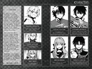Volume 2 Story and Characters