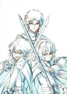 Genga Collection 1 - 1st Key Visual