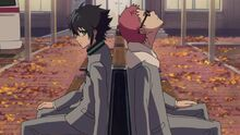 Episode 4 - Yu and Kimizuki making up