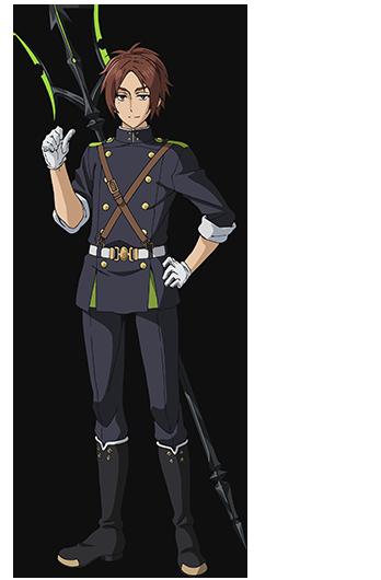 Makoto Narumi Anime Owari No Seraph Wiki Fandom