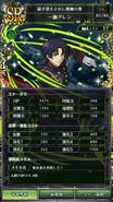 0040 Guren Ichinose stats