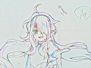 Genga Collection 1 - Asuramaru's First Appearance