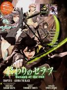 Owari no Seraph Cover 6