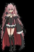 Seraph of the End - Krul Tepes (Anime)