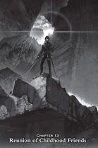 Guren on Chapter 13 Cover