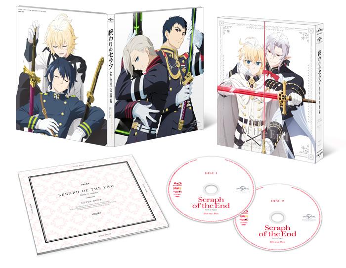 BD-DVD Season 2 Contents