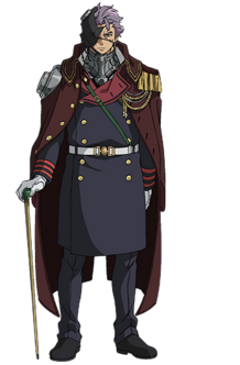 Seraph of the End - Tenri Hīragi (Anime)