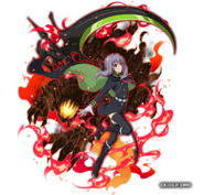 0301 Shinoa Hīragi render