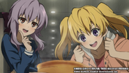 Unmei no Hajimari - Shinoa and Mitsuba