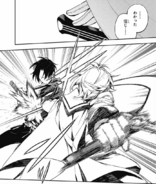 Mika clashes with Guren