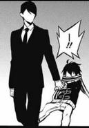 Saito dragging Yu
