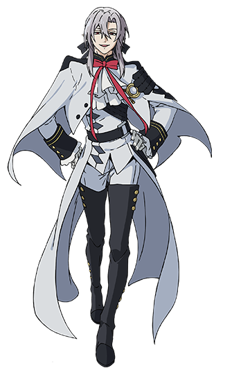 Ferid Is A Slender Male With Long Silver Hair That Reaches His Hips And Possesses Rather Beautiful Looks He Has Bangs Lock Of Over Either Ear