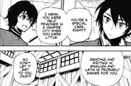 Yoichi justifies Yu's grades