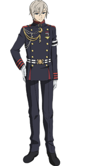 Seraph of the End - Shinya Hīragi (Anime)