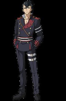 Seraph of the End - Seishirō Hīragi (Anime)