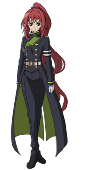 Mito Jūjō | Owari no Seraph Wiki | FANDOM powered by Wikia