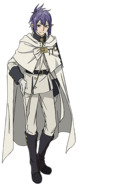 Seraph of the End - Lacus Welt (Anime)