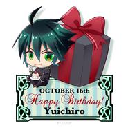 Chibi Yu - Happy Birthday