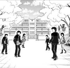 First Shibuya High School