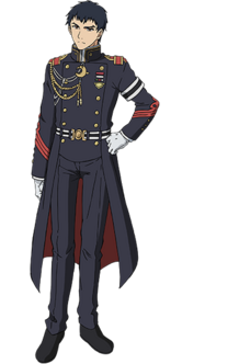 Seraph of the End - Kureto Hīragi (Anime)