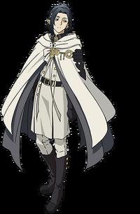 Seraph of the End - René Simm (Anime)