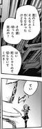 Shinoa cuts Saito chain