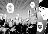 Saito with his army