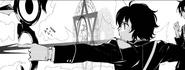 Yoichi aimed at Ky Luc