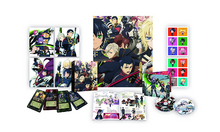 DVD Seraph of the End Season 1 Part 2 Contents