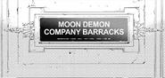 Moon Demon Company Sign