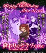 Happy Birthday Mito!