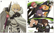 BD-DVD 6 jacket illustrations