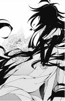 Asuramaru meeting Shikama Doji