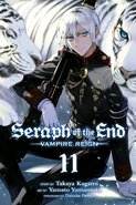 Seraph of the End Volume 11 (English Cover)