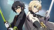 Unmei no Hajimari - Yu and Mika