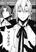 Ferid in a new outfit