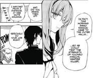 Shinoa's observations
