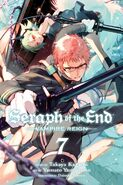 Owari no Seraph Volume 7 (English Cover)