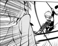 Shiho defeats Kiseki-o