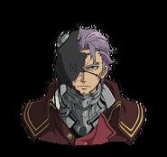 Tenri's Anime face production art