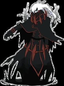 Owari no Seraph OC - Demon - Genyagami