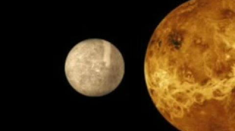 The Planet Mercury (AggManUK)