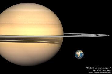 Saturn- big