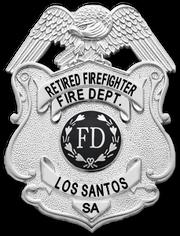 LSFD Retired Badge
